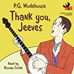 Thank You, Jeeves   P. G. Wodehouse