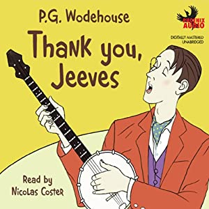 Thank You, Jeeves Hörbuch