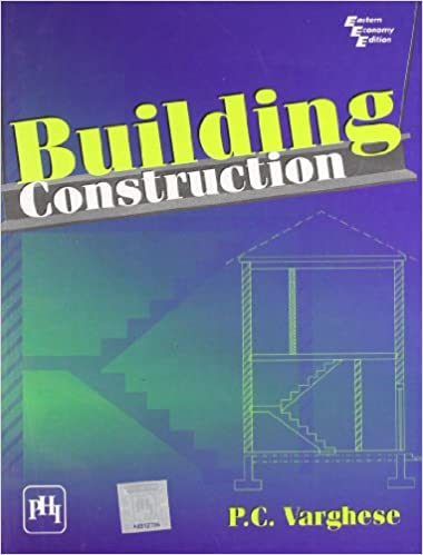 Building Construction By Varghese Pdf