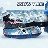 KidsPark Snow Tube 47 Inch Double-Layer Thickened