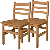 Wood Designs WD81802 18 Chair, Carton of (2)