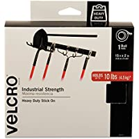 Velcro 90197 Industrial Strength Sticky-Back Hook and Loop Fasteners 2