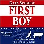 First Boy | Gary Schmidt
