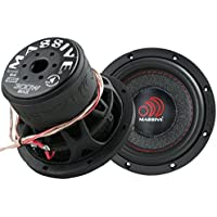 Massive Audio SUMMO64 - 300w Single 4 Ohm High Power Subwoofer