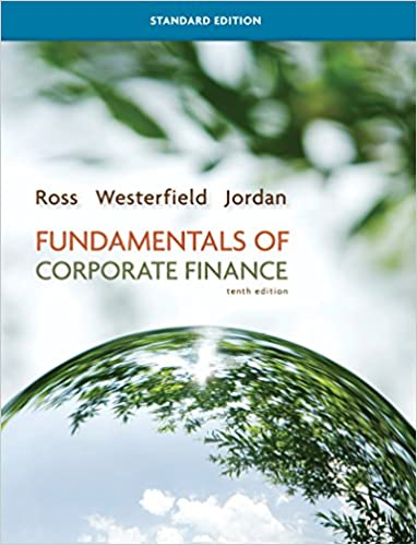 Essentials Of Corporate Finance Ross Pdf