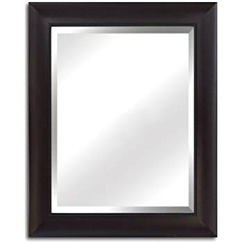 Amazon.com: West Frames Napa Vanity Bedroom Bathroom Espresso Framed ...