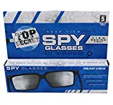 Smart Novelty Spy Glasses Rear View Mirror Vision
