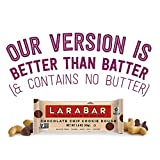 Larabar, Gluten Free Bar, Chocolate Chip Cookie