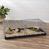 AmazonBasics Indoor-Outdoor Small Pet Habitat