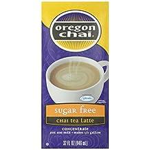 Oregon Chai, Sugar Free Original Chai Tea Latte Concentrate, 32 0Z by Oregon Chai