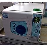 16L Dental Medical Surgical Vacuum Steam Sterilizer Autoclave With Printer