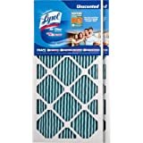 Lysol Triple Protection Air Conditioner / Furnace Air Filter, 12 x 24 x 1, (2-Pack)