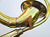 Circular Brass Bulb Horn