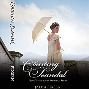 Courting Scandal Audiobook