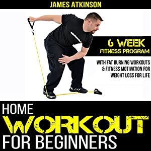 Home Workout for Beginners Audiobook