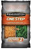 Pennington 1 Step Complete Bermuda Mulch, 8.3-Pound