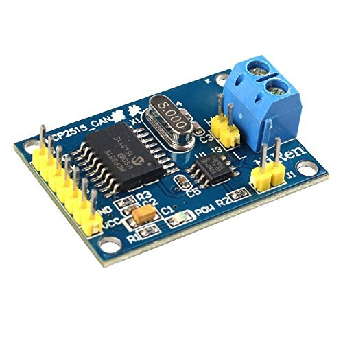 MCP2515 CAN Bus Module TJA1050 Receiver SPI Module For Arduino Raspberry Pi 51 ARM AVR DIY etc.
