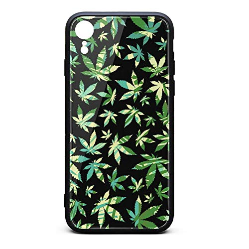 Tumbler Curve (Cannabis Strain Tumbler i-Phone xr Case Phone Shell Anti-Scratch Thinnest for i-Phone xr)