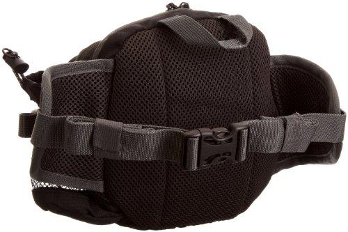 Gelert Hüfttasche Alpha Deluxe, black/charcoal, RUC770D28