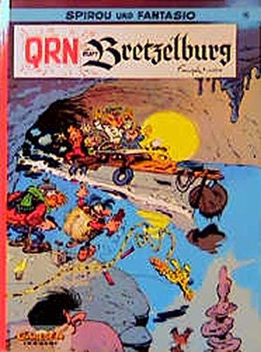 Spirou und Fantasio, Carlsen Comics, Bd.16, QRN ruft Bretzelburg Taschenbuch – 1999 André Franquin 3551012164 MAK_9783551012166 Comics; Funnies/Humor