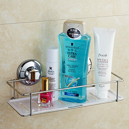 hot sale sucking disc rack /Bathroom corner rack/the shelf in the bathroom/Wall-hung bathroom toilet triangle rack-C