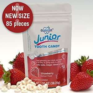 Oralcryst Junior - Strawberry