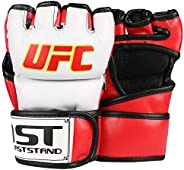LASTSTAND UFC MMA Boxing Gloves for Training