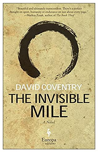 book cover of The Invisible Mile