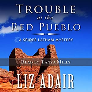 Trouble at the Red Pueblo Audiobook