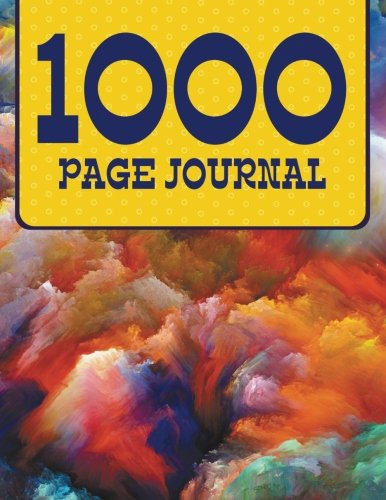 1000 page journal - 9