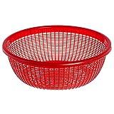 Excellante 12.5-Inch Plastic Wash Basket