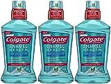 Colgate Mw Enamel Fresh M Size 16.9z Colgate Mouth Wash Enamel Fresh Mint 16.9z