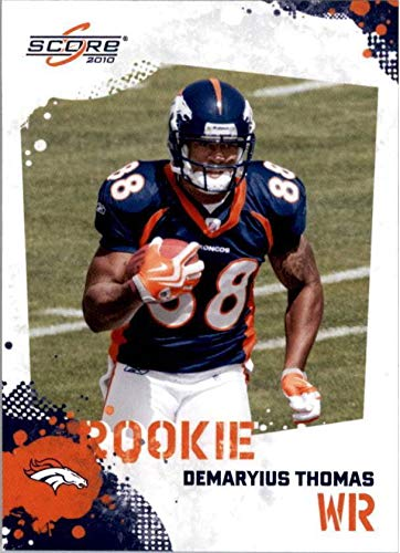 2010 Score 330 Demaryius Thomas M (Mint)