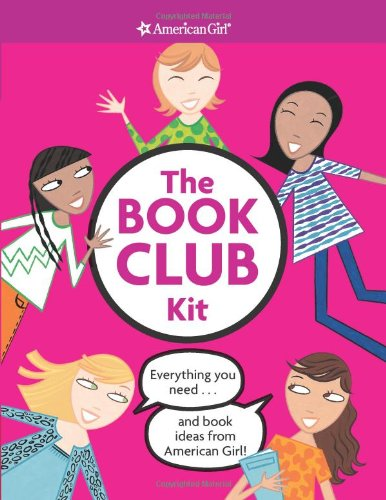 The Book Club Kit (American Girl (Sideline Kit)
