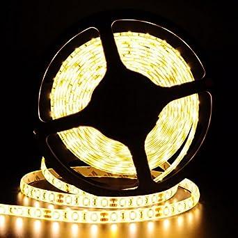 RXYYOS® 5 Meter 5630 SMD RGB LED Leiste Wasserdicht LED strip 60 LED ...