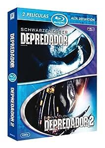 Pack Depredador (BR) [Blu-ray]
