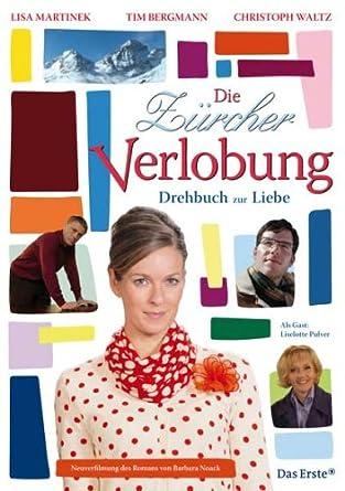 Die Zürcher Verlobung Amazonde Lisa Martinek Christoph Waltz