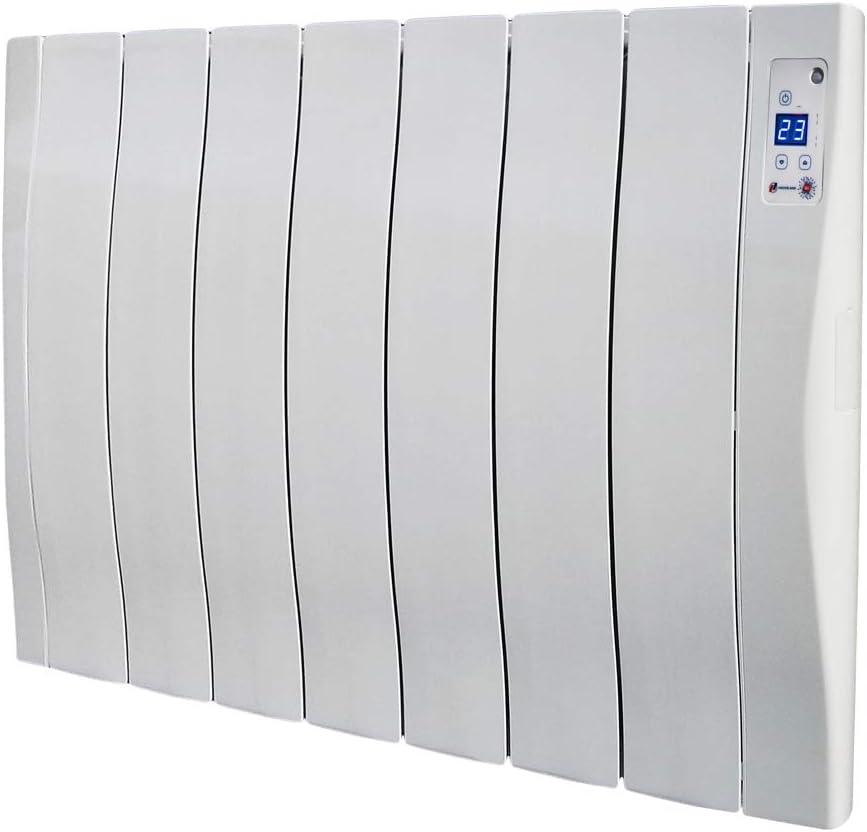 Haverland WI7 - Emisor Térmico Bajo Consumo | 1100W | 7 Elementos |Auto Programable Con Detector De Presencia | Compatible con SmartBox WIFI (Alexa) / APP