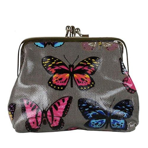 Ltd Monedero Grey Ltd Monedero Avashion Butterfly Avashion T5SFfwq