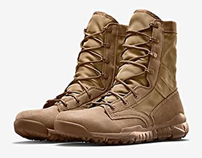 Amazon Com Nike Sfb 8 Quot Special Field Boots Leather