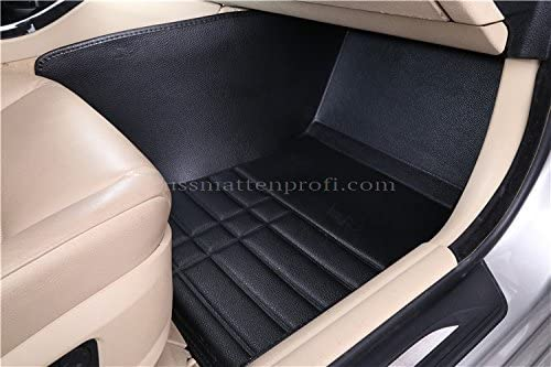 2012-2018 fussmattenprofi.com Tapis de Sol Voiture 3D Premium sur Mesure Adapt/é pour Honda CR-V 4.Gen