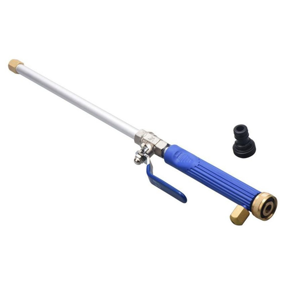 XXTTXS Hose Nozzle Alloy Wash Tube Hose Car High Pressure Power Water Jet Washer 2 Spray Tips Auto Maintenance Cleaner Watering Lawn Garden Tools