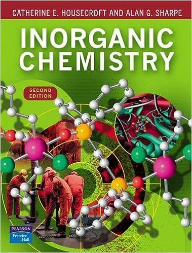 Inorganic Chemistry by Prof Catherine Housecroft (2004-11-18)