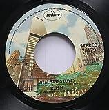 Rush 45 RPM Vital Signs (Live) / New World Man