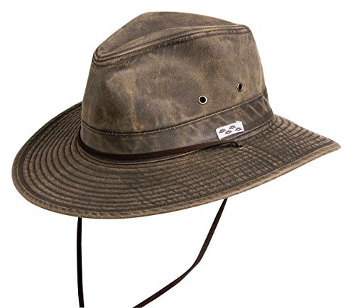 Outback Distressed Hat - 9