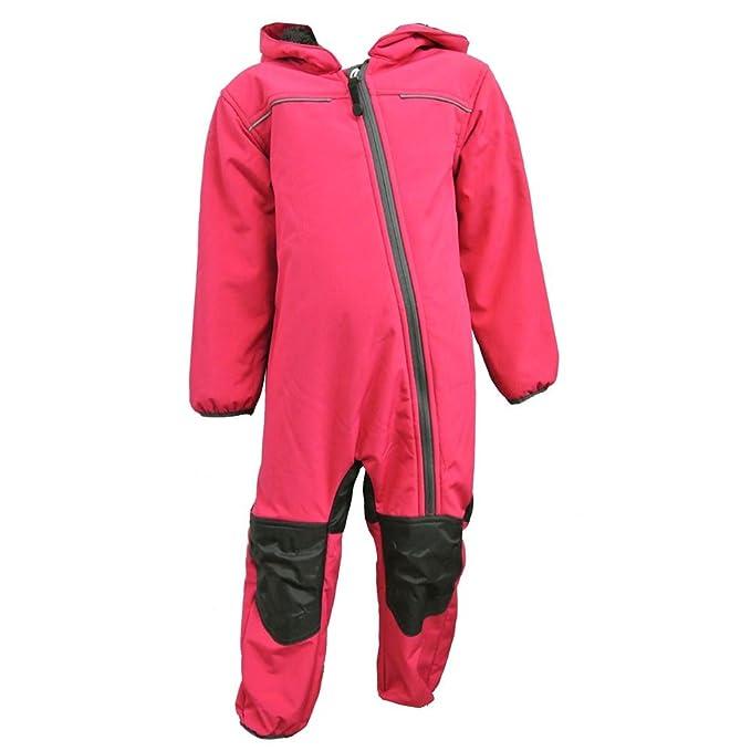 Outburst - Abrigo para la nieve - para niña rosa 92 cm: Amazon.es: Ropa y accesorios