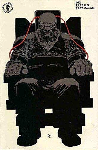 Dark Horse Presents (1986) #62 VF Frank Miller Sin City Part 13 Dark Horse DHP