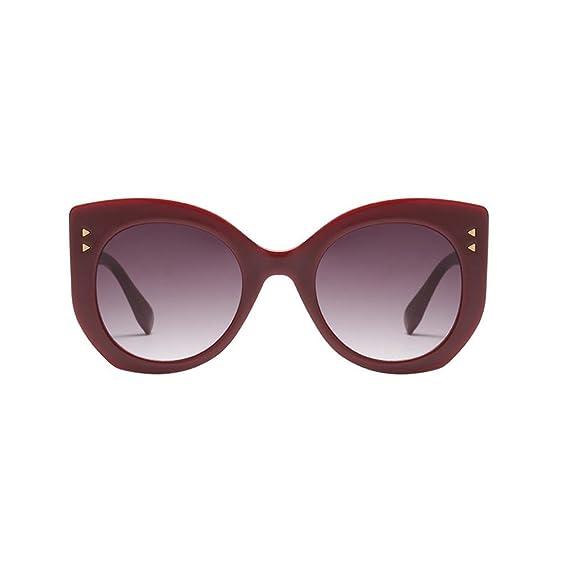 Keepwin Verano Nuevo Gafas De Sol Polarizadas Mujer Hombre Retro Estilo Gafas Gafas De Sol Para Conducir Viajes Playa (A): Amazon.es: Ropa y accesorios
