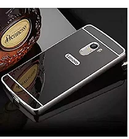 promo code 9ffde 0e3be SUCH Mirror Back Cover Case for Lenovo Vibe K4 Note (Black)
