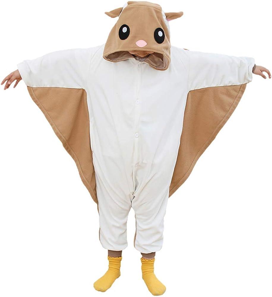 Kids Animal Onesie Cartoon Costume Christmas Halloween Cosplay Pajamas